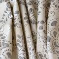 PKL Studio Upholstery Decor Fabric-Katazome Garden Cinder