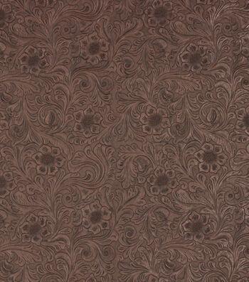"Richloom Studio Upholstery Vinyl Fabric 60""-Diviani Oak"