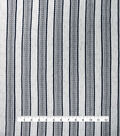 Endless Sea Slub Knit Fabric 66\u0022-Navy Stripe