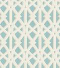 Home Decor 8x8 Fabric Swatch-Eaton Square Sedona Turquoise