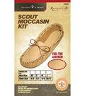 Realeather Large Scout Moccasin Leathercraft Kit