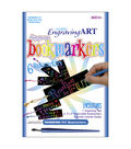 Royal Brush Engraving Art Design Your Own Rainbow Bookmark Kit