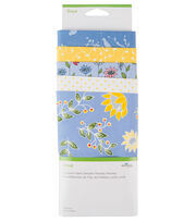 Cricut Designer Fabric Sampler-Monday Monday, , hi-res