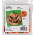 Little Makers Halloween Fusible Bead Kit-Jack O Lantern