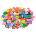 Roylco Buttons-Bright