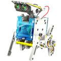 OWI Robotikits 14-in-1 Educational Solar Robot Kit