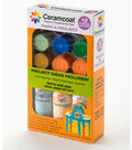 Delta Ceramcoat Paint-A-Project Set-Fusion