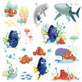 York Wallcoverings Peel & Stick Wall Decals-Finding Dory