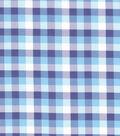 Keepsake Calico Cotton Fabric-Royal Blue Large Check