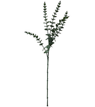 Bloom Room Eucalyptus Leaf Stem-Green
