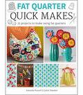 Fat Quarter Quick Makes Book