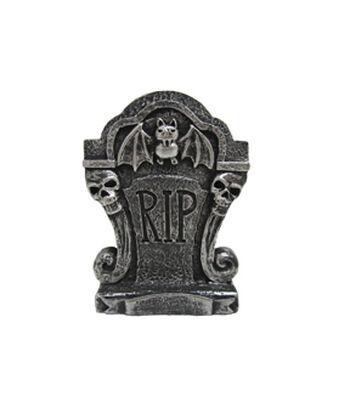 Maker's Halloween Littles Bat Tombstone-RIP