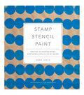 Anna Joyce Stamp Stencil Paint Book