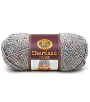Lion Brand Heartland Tweed Yarn, , hi-res