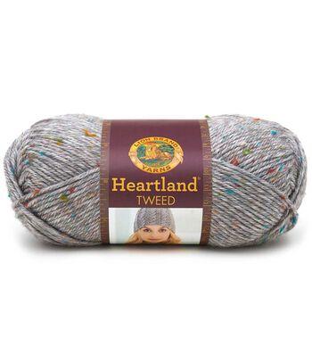 Lion Brand Heartland Tweed Yarn