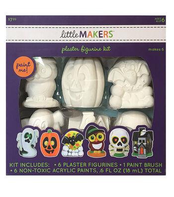 Little Makers Plaster Figurine Kit