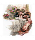 RIOLIS Counted Cross Stitch Kit 11.8\u0022X16.5\u0022-First Evening In Own Home