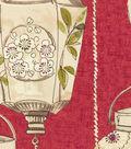 Waverly Multi-Purpose Decor Fabric 54\u0027\u0027-Lacquer Illuminata
