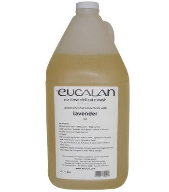 Eucalan Fine Fabric Wash 1gal-Lavender