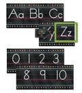 Teacher Created Resources Chalkboard Brights Alphabet Bulletin Board Set