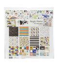Simple Stories Collection Kit 12\u0022X12\u0022-Lil\u0027 Dude