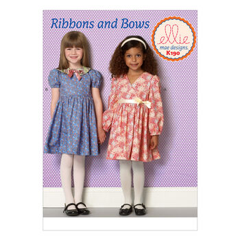 Kwik Sew Child Dress-K0190