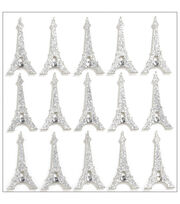 Jolee's Mini Repeats Stickers-Eiffel Tower, , hi-res