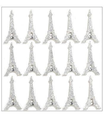 Jolee's Mini Repeats Stickers-Eiffel Tower