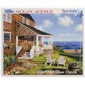 White Mountain Puzzles Jigsaw Puzzle Ocean Avenue