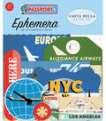 Passport Cardstock Die-Cuts 33/Pk-Icons