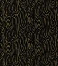 Robert Allen @ Home Upholstery Fabric 54\u0022-Shere Khan Onyx