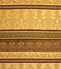Home Decor 8\u0022x8\u0022 Fabric Swatch-Upholstery Fabric Barrow M6694-5162 Goldenrod