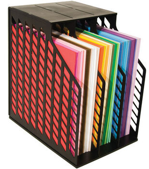 Cropper Hopper Easy Access Paper Holder-Black