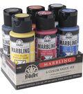 FolkArt 6 Color Value Set-Marbling