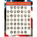 Creative Teaching Press Presidents of the United States Chart 6pk