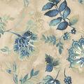 Kelly Ripa Upholstery Fabric 54\u0022-Light Hearted Indigo