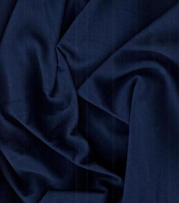 Homespuns Cotton Fabric -Navy Solid