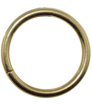 Bag Works Purse/Tote Rings 2/Pkg-Gold Large