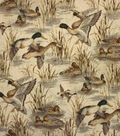 Home Decor 8\u0022x8\u0022 Fabric Swatch-Upholstery Fabric Barrow M6716-5604 Marsh