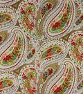 Home Essentials Lightweight Decor Fabric 45\u0027\u0027-Franz Vintage