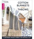 Cotton Blankets & Throws Crochet Book