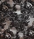Suedecloth Leather Fabric 53\u0022-Flocklace