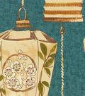 Waverly Multi-Purpose Decor Fabric 54\u0027\u0027-Peacock Illuminata