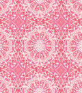 Keepsake Calico Cotton Fabric 44\u0022-Cenatory Begonia