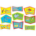 Eureka Dr. Seuss Classroom Rules Bulletin Board Set, 2 Sets