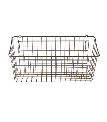 Spectrum Extra Large Pegboard & Wall Mount Basket