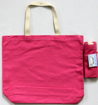 Wear'm Large Tote Pink