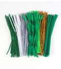 St. Patrick\u0027s Day Craft 200 pk 6 mm Chenille Stems-Assorted