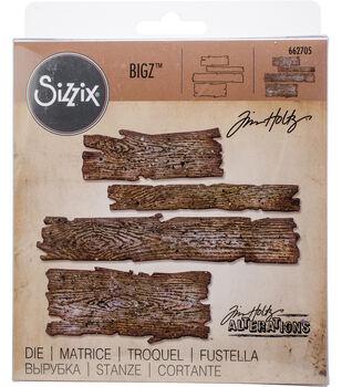 Sizzix Tim Holtz Bigz Die-Planks