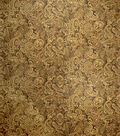 Home Decor 8\u0022x8\u0022 Fabric Swatch-Upholstery Fabric SMC Designs Attic Cocoa